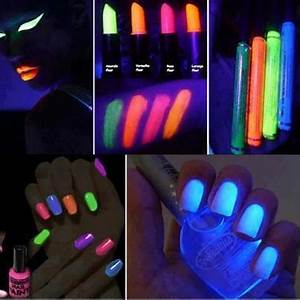 17 Best images about Glow in the dark nail polish on