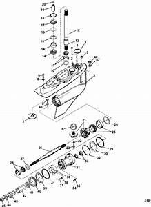 Marine Parts Plus Mercruiser Serial Bravo X One 891748001