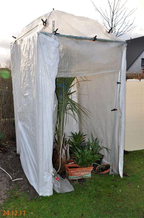 winterschutz für pflanzen selber bauen winterschutz exoten und palmen claus willich