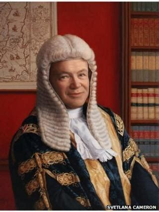 Former House of Keys' Speaker portrait on display - BBC News