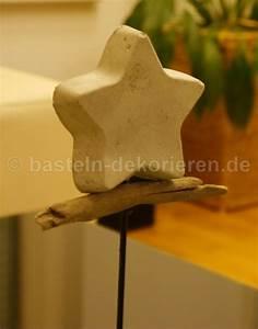 Beton Zum Basteln Baumarkt : weihnachtsdeko aus beton basteln und dekorieren ~ Sanjose-hotels-ca.com Haus und Dekorationen