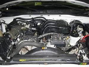 2004 Ford Explorer Eddie Bauer 4x4 4 0 Liter Sohc 12