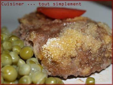 cuisiner le sandre une nouvelle façon de cuisiner le steak pané avec des