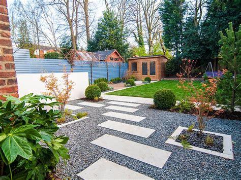 giardini con ghiaia 1001 idee per giardini idee da copiare nella propria casa