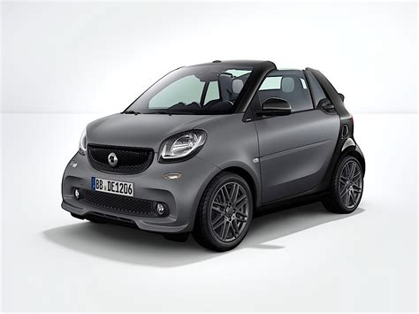 2017 Smart Fortwo Gets Brabus Sport Package For U.s