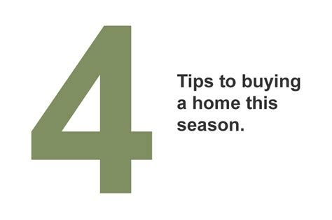 4 tips to buying a home this season homeownership center dayton