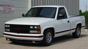 1989 Chevrolet Chevy Shortbed Sport Truck Pickup Low