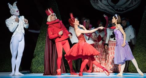 australian ballet offers  colourful grand alices