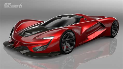 SRT Tomahawk Vision Gran Turismo Revealed, Coming to GT6