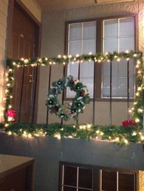 decorating balcony for christmas balcony and outside on pinterest white fence balconies and flower planters