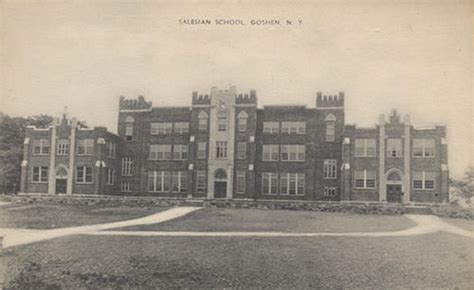salesian school  abandoned educational facility