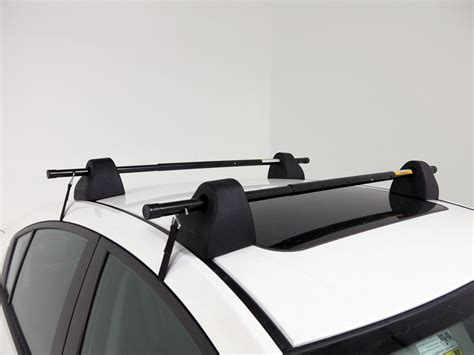 roof rack accessories darby turbo rack universal single bar roof rack darby