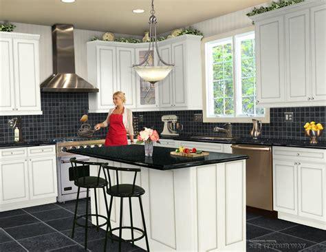 Design My Own Kitchen  Decorating Ideas
