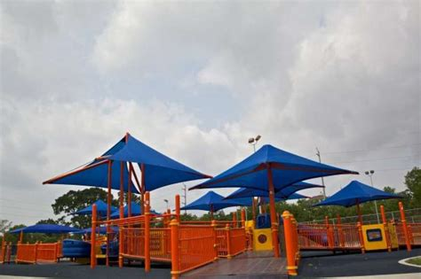 New Play Area Provides Easy Access For All-houston Chronicle