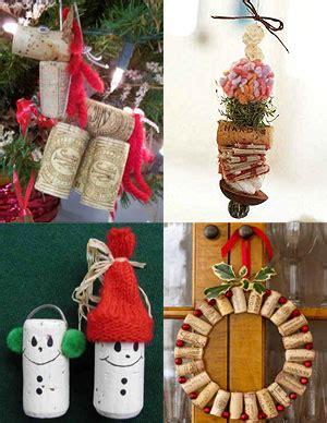 Lavoretti di Natale con i tappi di sughero Speciale NataleSottocoperta net