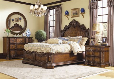 high  traditional bedroom furniture  decoration