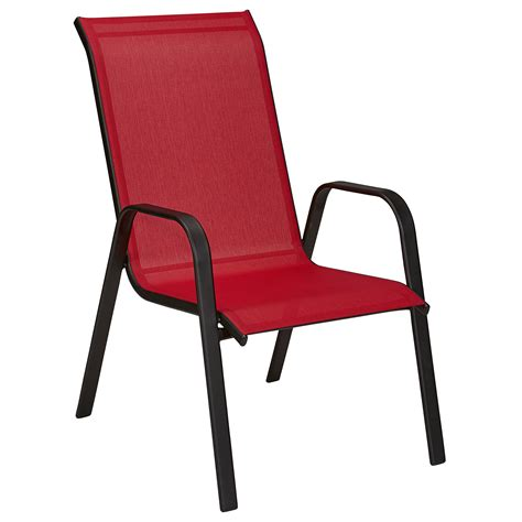 essential garden bartlett assorted stack chair shop