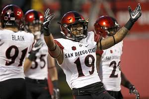 Where does Aztecs' Pumphrey stand on career rushing chart ...