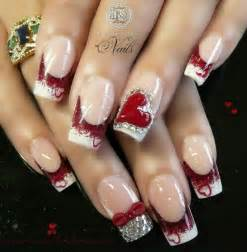 Valentine s day nail art ideas and design