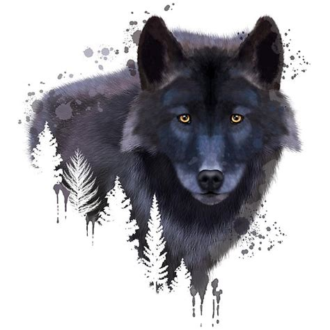 """""""Wolf Watercolor, Wolf Painting, Wolf Portrait, Wolf art ..."""