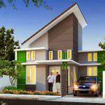 model atap rumah minimalis sederhana  mewah terbaru