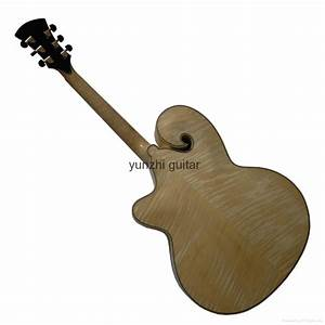 Mandolin style jazz guitar (China Manufacturer) - Musical ...