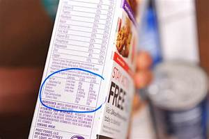 How To Read Nutrition Facts On Food Labels  12 Steps