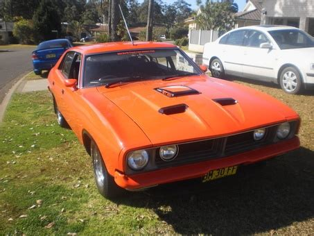 1976 Ford Falcon xB GT