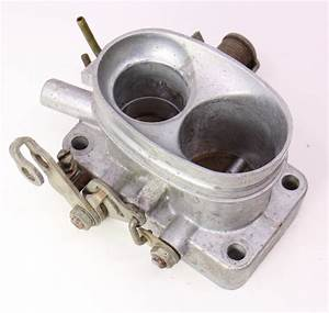 Throttle Body 73-79 Audi Fox Vw Mk1 1 6 Gas Fi