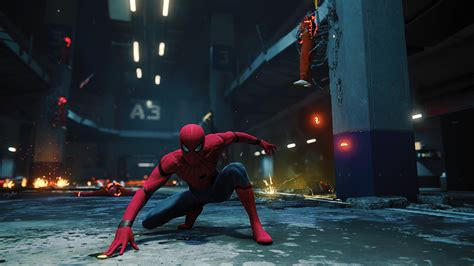 spiderman  ps hd games  wallpapers images