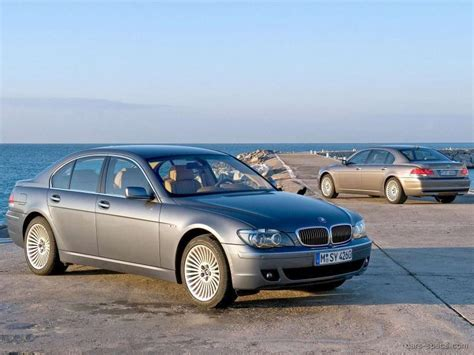 Bmw 7 Series Sedan Hd Picture by 2006 Bmw 7 Series Sedan Specifications Pictures Prices