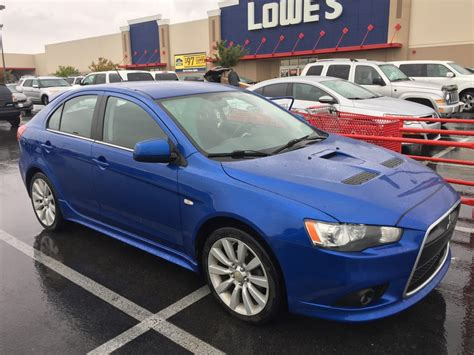 Mitsubishi Lancer Ralliart 2010 by 2010 Mitsubishi Lancer Ralliart For Sale 25 Used Cars From