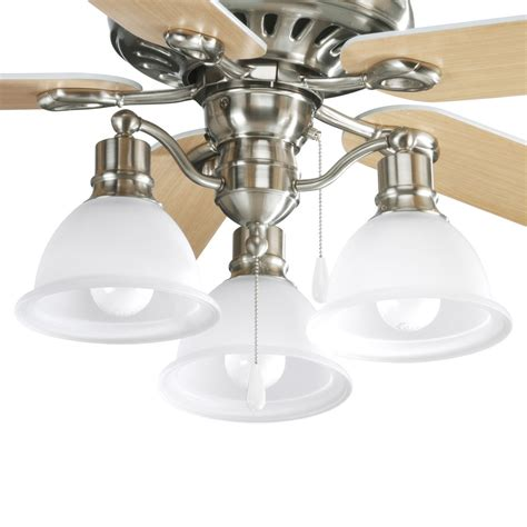 progress lighting p2623 09 ceiling fan light kit