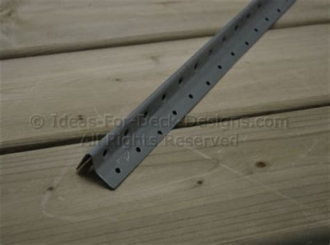 Deck Fasteners Comparison by Types Of Deck Fasteners Compare The Selection