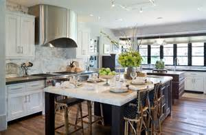 kitchen island with bar seating these 20 stylish kitchen island designs will you swooning
