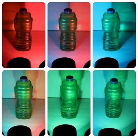 different color lights how to make colored shadows inner child learning