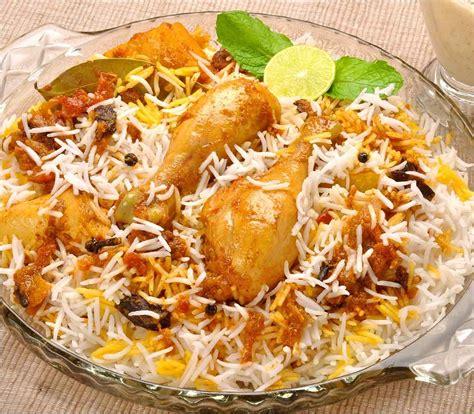 biryani cuisine chicken biryani recipe dishmaps