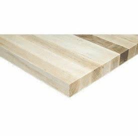 Bench Tops & Components Tops Butcher Block Work Bench