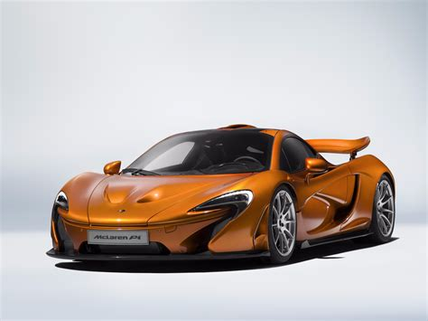 Supercar Maker Mclaren Sold More Cars In 2015 Than Ever