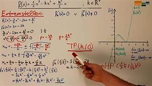 Kurvendiskussion Berechnen : extremstellen einer funktionenschar kurvendiskussion mathehilfe24 ~ Themetempest.com Abrechnung