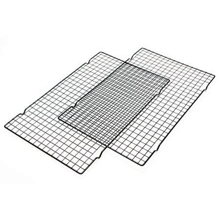 baking sheet with wire rack mainstays cooling racks 2pk walmart