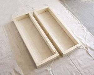 Cadre Pour Plusieurs Photos : desserte de jardin faire soi m me avec du bois ~ Teatrodelosmanantiales.com Idées de Décoration