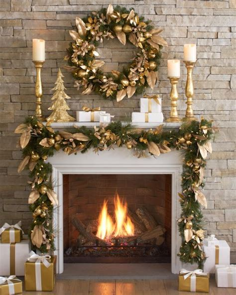 inspiring christmas mantel decorations ideas ultimate