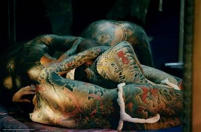 Yakuza Tattoo Tattoos Tebori Japanese Female Wallpapers