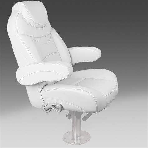 Pontoon Captain Seats by Premium Pontoon Boat Seats Premium Reclining Pontoon