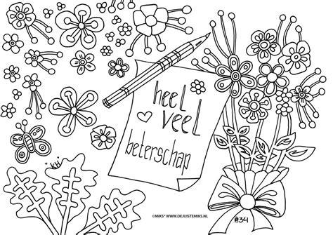 Kleurplaat Afscheid Meester by Afscheid Kleurplaat Voor Juf