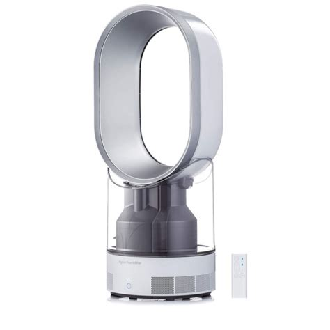 dyson humidifier and fan dyson am10 humidifier and fan white silver with 2 years