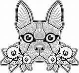 Coloring Dog Adults Sugar Skull Adult Puppy Sheets Printable Bestcoloringpagesforkids Zendog Colouring Unique Bull Mandalas Goldendoodle Animals Skulls Mandala Printables sketch template