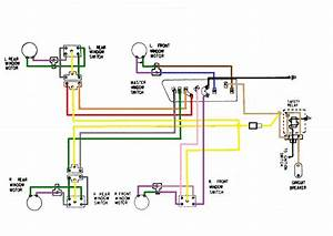 Wiring Diagram Power Window  U2013 Powerking Co