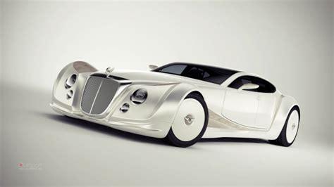 Bentley Luxury Concept  Car Body Design